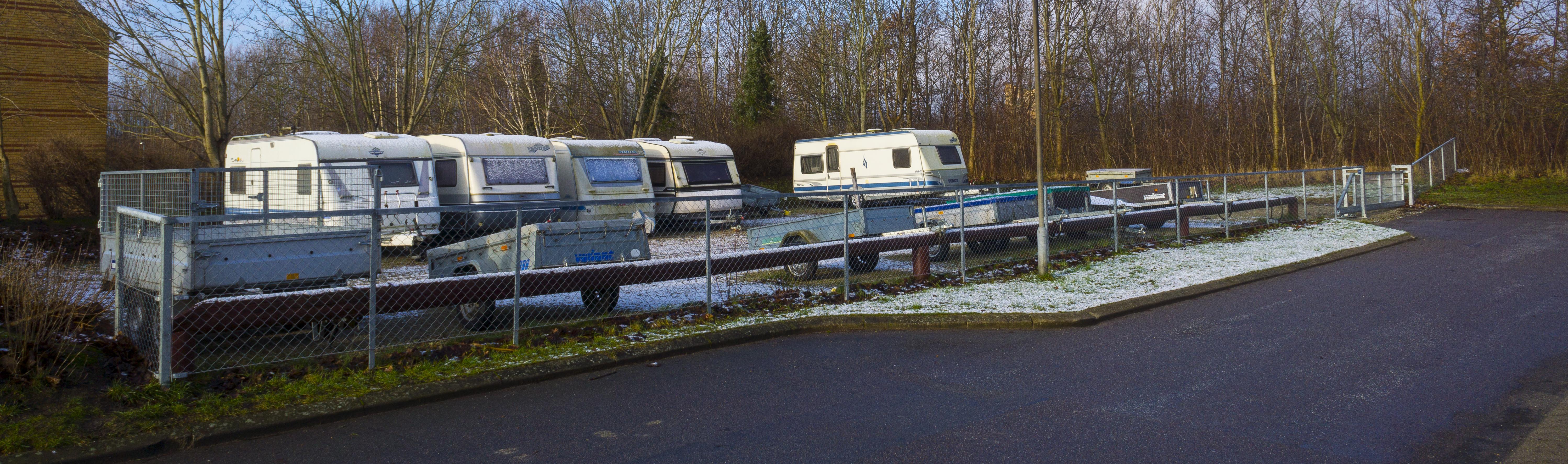 Campingparkering Snerlehaven / Moralhaven